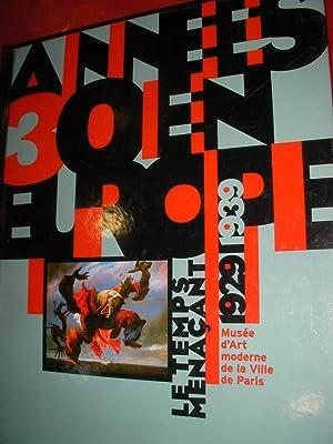 ANNEES 30 EN EUROPE- LE TEMPS MENACANT 1929-1939: PAGE SUZANNE- VIDAL ALINE