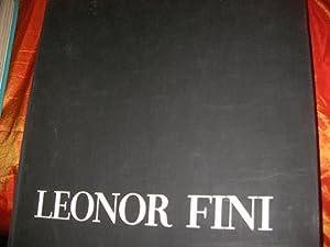 LEONOR FINI GRAPHIQUE: GUIBBERT JEAN-PAUL