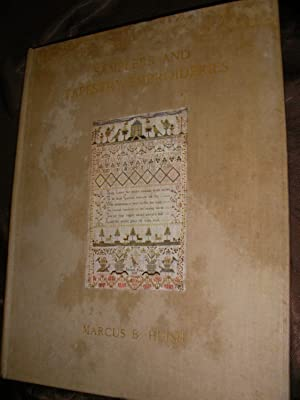 SAMPLERS ET TAPESTRY EMBROIDERIES - SECOND EDITION: HUISH MARCUS B.,LL.B.