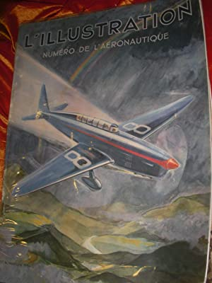 L'ILLUSTRATION N°4785 17 NOVEMBRE 1934- NUMERO DE L'AERONAUTIQUE: L'ILLUSTRATION