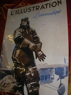 L'ILLUSTRATION N°4889 14 NOVEMBRE 1936- L'AERONAUTIQUE: L'ILLUSTRATION