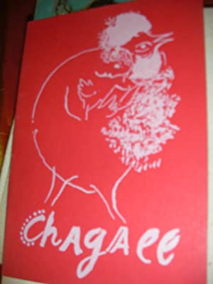 SCULPTURE-CERAMICS-ETCHINGS FOR THE FABLES OF LA FONTAINE November 18-December 13 1952: CHAGALL ...