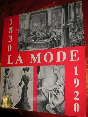 LA MODE 1830-1920: JO GERARD