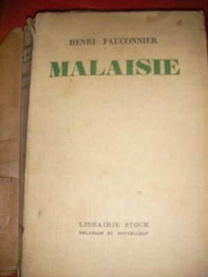 MALAISIE: FAUCONNIER HENRI