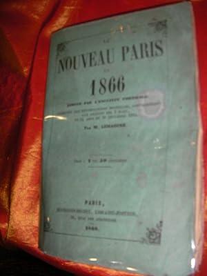 LE NOUVEAU PARIS EN 1866: LEBAGUEZ