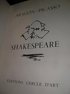 SHAKESPEARE: ARAGON- PICASSO