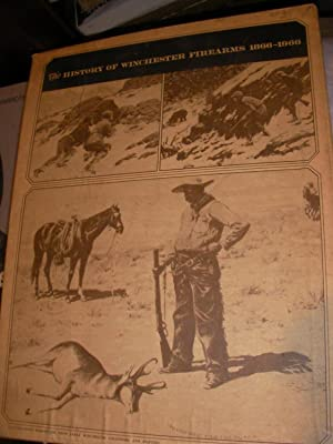 THE HISTORY OF WINCHESTER FIREARMS 1866-1966: WATROUS GEORGE R.