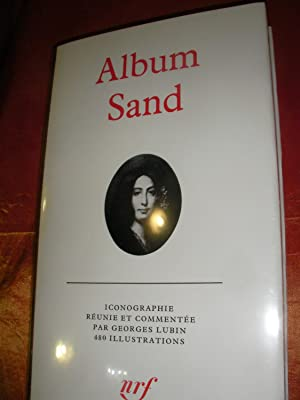 ALBUM SAND: LUBIN GEORGES]