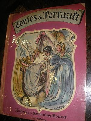CONTES DE PERRAULT -TOME II: LE PETIT POUCET-LE PETIT CHAPERON ROUGE- LA BARBE-BLEUE: PERRAULT-[...