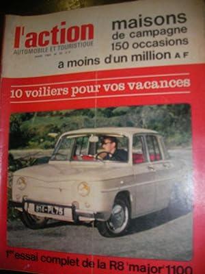 L'ACTION AUTOMOBILE ET TOURISTIQUE N°43 MARS 1964: AUTOMOBILE) COLLECTIF