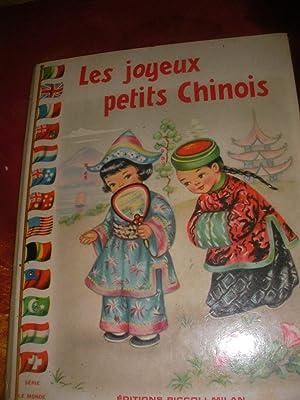 LES JOYEUX PETITS CHINOIS: JOLANDA COLOMBINI MONTI