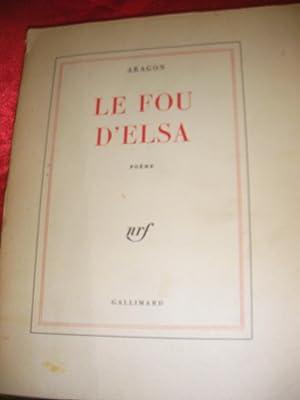 LE FOU d'ELSA: ARAGON