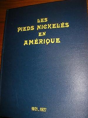 LES PIEDS NICKELES EN AMERIQUE 1921 -1927: FORTON LOUIS