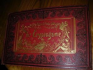 HISTOIRE DE M. CRYPTOGAME- PAR L'AUTEUR DE: TOPFFER RODOLPHE