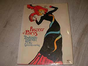 POSTERS OF PARIS - TOULOUSE-LAUTREC AND HIS: MARY WEAVER CHAPIN
