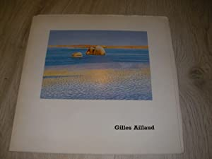 """GILLES AILLAUD """"MAREE BASSE"""" -20 NOVEMBRE 1987-15: BAILLY JEAN-CHRISTOPHE"""