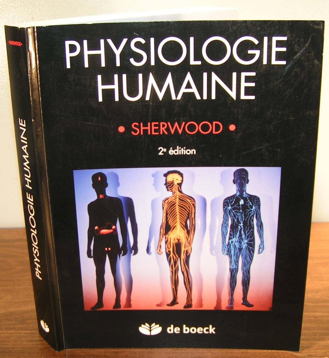 physiologie humaine sherwood pdf gratuit