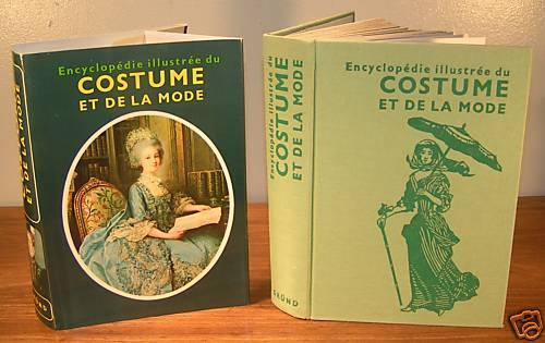 encyclopedie illustree du costume et de la mode