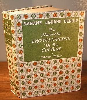 NOUVELLE ENCYCLOPÉDIE DE LA CUISINE: JEHANE BENOIT