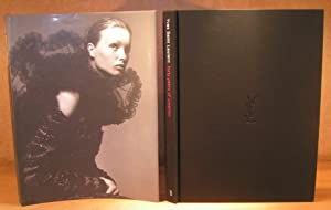 YVES SAINT-LAURENT FORTY YEARS OF CREATION 1958 - 1998 (text both in english and french)