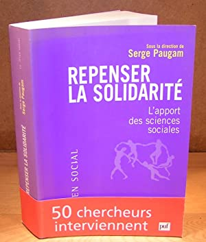 REPENSER LA SOLIDARITÉ l¿apport des sciences sociales