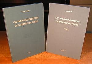 LES INSIGNES OFFICIELS DE L¿ARMÉE DE TERRE: MIRLIER, Jacques