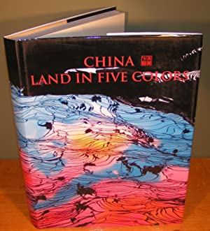 CHINA LAND IN FIVE COLORS (english text)