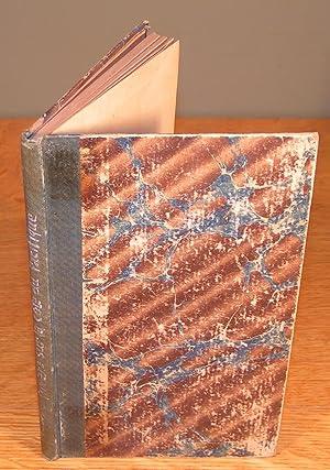 DIX ANS SUR LA COTE DU PACIFIQUE par un missionnaire canadien (1st edition 1873): BLANCHET, ...