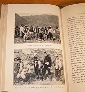 REPORT OF THE BROWN-HARVARD EXPEDITION TO NACHVAK, LABRADOR, IN THE YEAR 1900: DELABARRE, E. B.