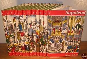 NAPOLÉON (complet en 12 volumes): MISTLER, Jean (sous