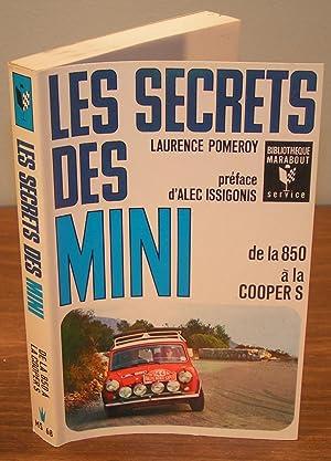 LES SECRETS DE LA MINI de la: POMEROY, Laurence