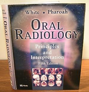 ORAL RADIOLOGY Principles and Interpretation (5th edition): WHITE, Stewart C. and PHAROAH, Michael ...