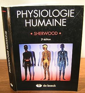 PHYSIOLOGIE HUMAINE (2e edition): SHERWOOD