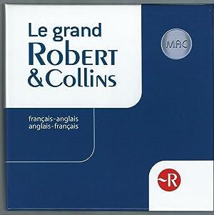 LE GRAND ROBERT & COLLINS (Français-anglais / Anglais-français) numé...