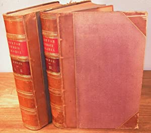 POETAE LYRICI GRAECI (complete in 3 volumes bound in two)(1878)