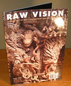 RAW VISION Journal / Magazine, no. 38, Spring 2002