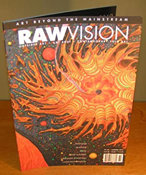 RAW VISION Journal / Magazine, no. 69, Summer 2010
