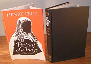 PORTRAIT OF A JUDGE & OTHER STORIES: CECIL, Henry