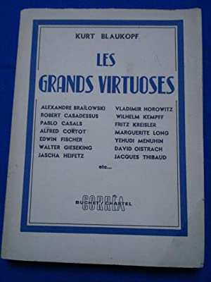 Les grands virtuoses