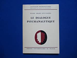 Le dialogue psychanalytique