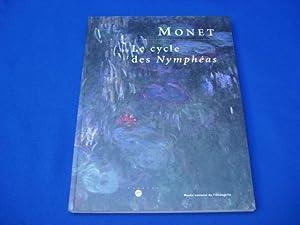 Monet, le cycle des Nymphéas: Collectif