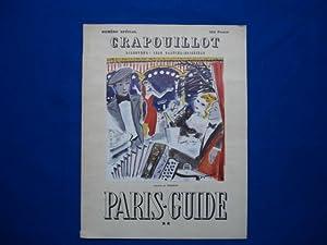 CRAPOUILLOT. Paris-Guide. Tome II: Galtier Boissière