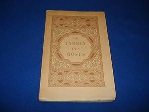 Le Jardin des Roses: SAADI / TOUSSAINT