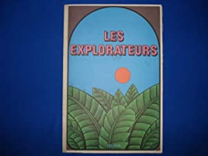 LES EXPLORATEURS - collection ACTIBOM