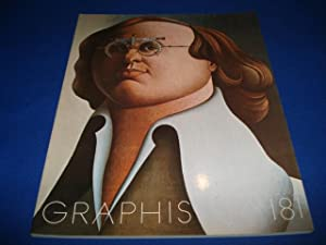 GRAPHIS. N°181. Vol. 31. Roy Carruthers. Sarah Moon. Gunther Stiller.