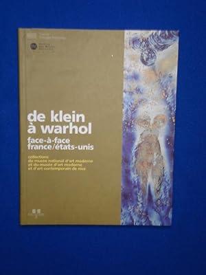 De Klein à Warhol Face -à-face France: Jean-Jacques Aillagon, Jacques