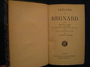 Théâtre de Regnard: Moland Louis