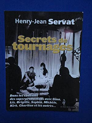 Secrets de tournages