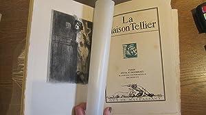 La Maison Tellier: Guy de Maupassant & Lobel Riche