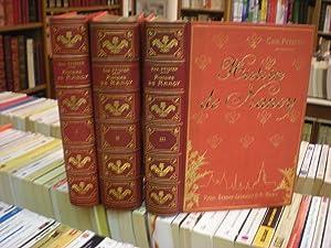 Histoire De Nancy (en 3 tomes): PFISTER Christian